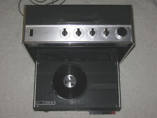 National Cassette + Record Player - SG-149 - Boombox - Portable - Vintage - Rare