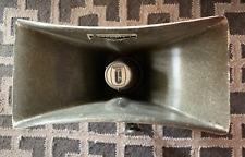 New listing Loud Speaker Pa Vintage University Sound Altec Model C1B-T With mount