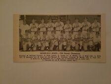 Honolulu Asahi Hawaii 1966 Baseball Team Picture VERY RARE!