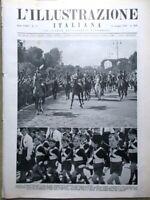 L'Illustrazione Italiana 31 Maggio 1936 Giro d'Italia Leva Fascista XX Biennale