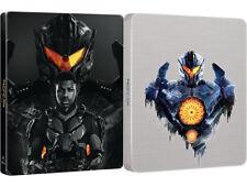 Pacific Rim: Uprising (2018) Steelbook Korean Edition Blu-ray, 4K UHD