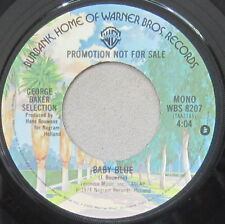 George Baker Selection - Baby Blue / Morning Sky, Vinyl, 45rpm, WBS 8207, NrMint