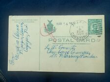 US - PHILIPPINES  POSTAL CARD