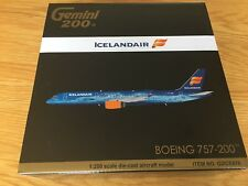 ICELAND AIR Boeing 757-200 Diecast Metal Gemini 200 Model 1:200 G2ICE676 80th BN