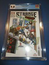 Strange Academy #4 Great A Cover Dr. Strange CGC 9.8 NM/M Gorgeous Gem Wow