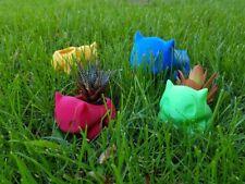 Pokemon Bulbasaur Planter Succulent Plants Flowerpot Gift