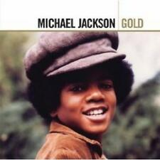 MICHAEL JACKSON Gold   NEW CLASSIC SOUL MOTOWN R&B 2X CD SET (MOTOWN)  POP