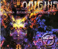 ORIGINS- Turbo Trance Records CD 2001 Best of Goa/Psy-Trance Cameleon/Neuromotor