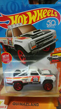 Hot Wheels First Editions '87 Dodge D100 2018-275 (CP18)