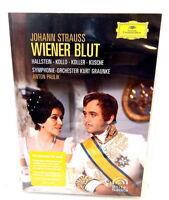 2G WIENER BLUT Johann Strauss Vienna Film Version Operetta