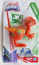Playskool Heroes Jurassic World DILOPHOSAURUS Dinosaur Chomping Action *NEW*