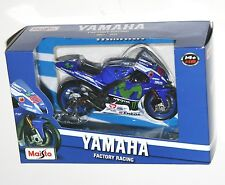 Maisto - YAMAHA Factory Racing Team #99 Jorge LORENZO (GP 2016) Model Scale 1:18