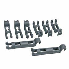 NEFF Dishwasher Lower Basket Rack Flip Tynes Clip Bearing Clips Kit 611472