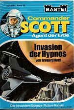 Der besondere Science-Fiction-Roman Band 20 Commander Scott Agent der Erde