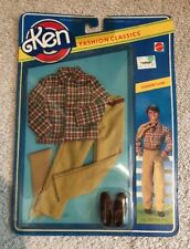 New Ken Fashion Classics Country Flair! Outfit Set Mattel 5820