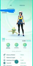 Pokemon go Ptc account lvl 30 w/ Shiny Baltoy (plz ask 4any other your looking4)