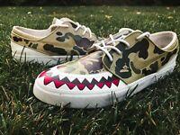 BAPE Shoe Hand Painted Custom Sneaker Size12 FREE SHIPPING!!!!