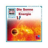 WAS IST WAS - FOLGE 22: DIE SONNE/ENERGIE  CD  HÖRSPIEL  NEU