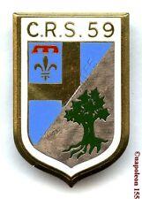 Obsolète. Compagnie Republicaine de Securité N° 59. Fab. Drago Paris