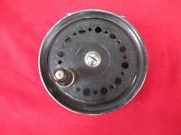 Vintage Condex J W Young & Sons Salmon Trout Fly Fishing Reel, Dia 3.1/2 inch