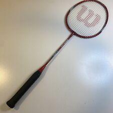 Wilson Hyper Team Zone X200 Badminton Racquet Great Condition