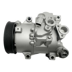 RYC Remanufactured AC Compressor AGG322 Fits Toyota Corolla 1.8L 2011 2012 2013