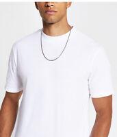 River island white tshirt XL Brand New RRP £8