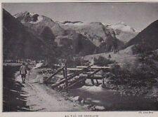 1901  --  SUISSE   ZURICH   LE VAL DE SEEBACH   3B021