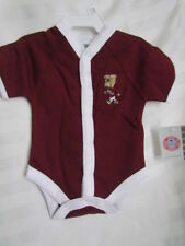 Mississippi State University MSU Bulldogs Baby Bodysuit Creeper 3-6 Month mo NWT