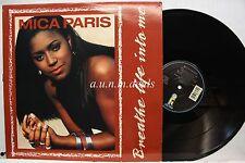 Mica Paris - Breathe life into me, 1989 LP Vinyl (VG)
