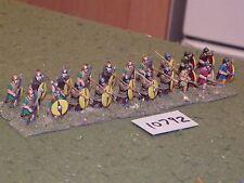 25mm roman velites 20 figures (10792)