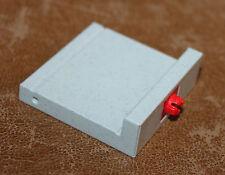 Playmobil pièce system X bordure grise carré 4,5 cm maison ref ii
