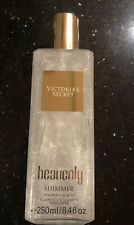 Victorias Secret Heavenly Shimmer Mist NEW 8.4oz. Spray Perfume Mist Sexy Rare