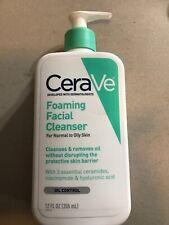 CeraVe Foaming Facial Cleanser 12 Ounces