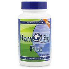 Hem Rid Plus Hemorrhoid Reduce Itching Irritation Bleeding Fast Relief
