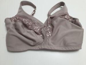 size 40G mink coloured bra from Glamorise BNWOT