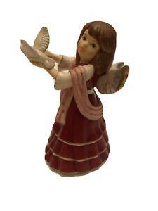 Goebel Engel mit Taube Schutzengel Friedensbotschaft
