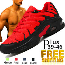 Fashion Mens Cushion Sneakers Athletic Outdoor Sports Running Casual Shoes Size