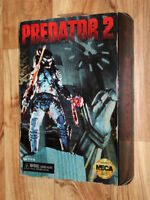 Neca Reel toys Video Game Appearance Action Figure Figur Predator 2 Deluxe