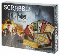 Mattel Games Scrabble Harry Potter Edition Family Game
