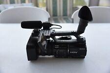 Sony Hvr-Z5U Camcorder with Hvr-Mrc1K Memory Recording Unit plus Accessories