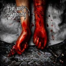 The Way of Purity - Crosscore CD 2010 modern melodic death metal WormHoleDeath