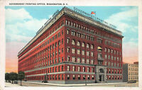Government Printing Office, Washington, D.C., Early Postcard, Unused