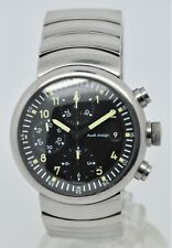 Audi Design chronograph automatic stainless-steel gents watch