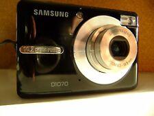 Samsung D1070 10.2MP Digital Camera - black