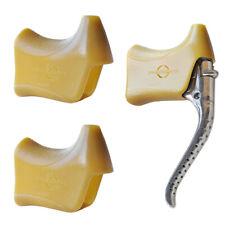 Gum Amber Non Aero Replacement Brake Hoods Fits Weinmann Shimano 600 Arabeseque