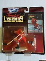 Starting Lineup Gordie Howe Legends 1995 action figure