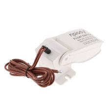 Pompe de Cale Automatique Interrupteur à Flotteur