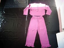 pyjama violet 6 ans ORCHESTRA TBE