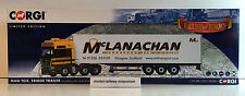 "CORGI 1/50 CC15212 - MAN TGX FRIDGE ""MCLANACHAN TRANSPORT"" NEW MODERN TRUCK"